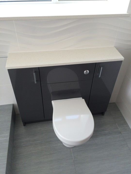 Bathroom fitters in Huntingdon