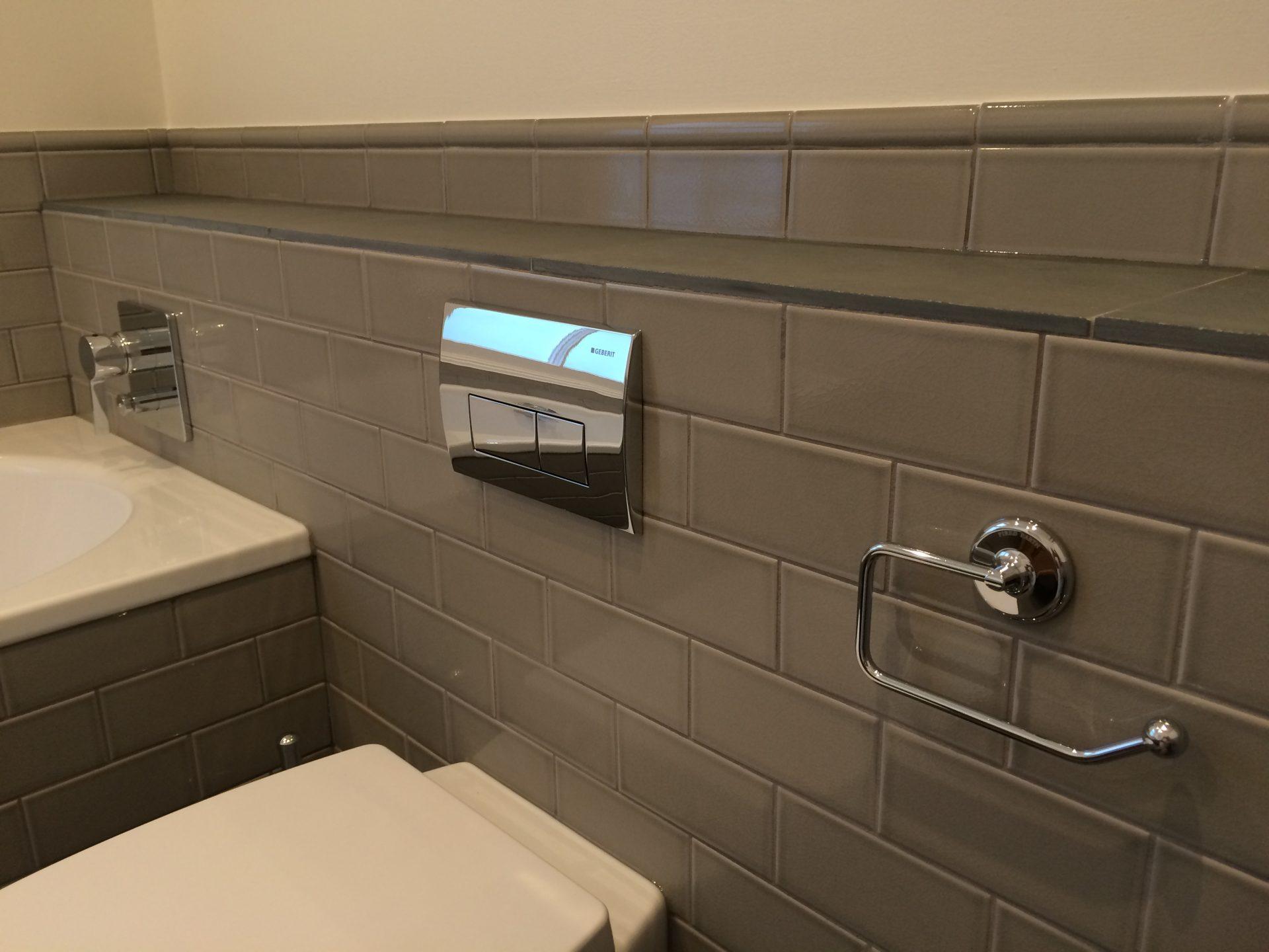Bathroom Refit Fired Earth Cambridge Ecoflo Uk Kitchens Bathrooms Uk Bedford St Neots