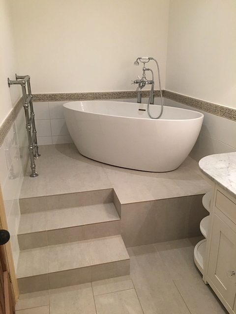 Bathroom Project Fakenham – Fired Earth