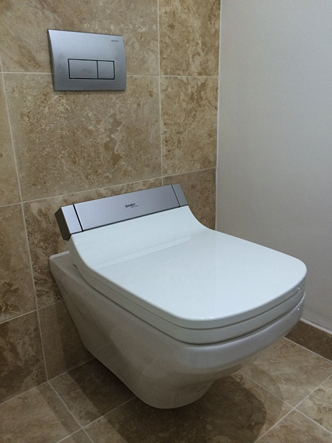 Cloakroom project  – Bedford