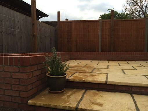 Ecoflo patio – St Neots
