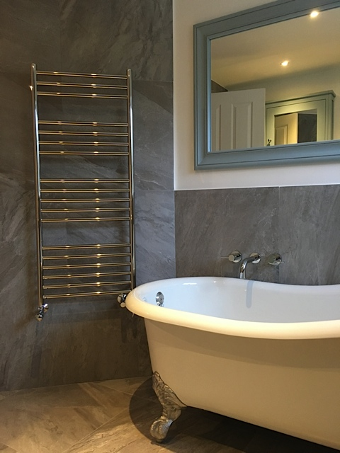 Bathroom/Wetroom project – Bromham