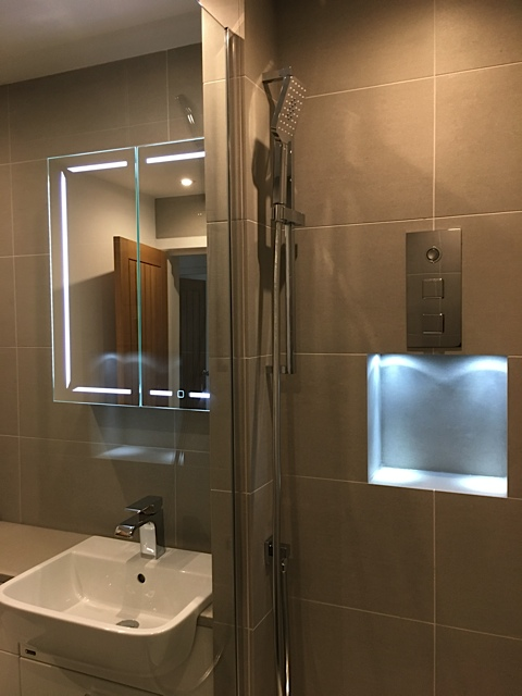 Shower Room – St Neots