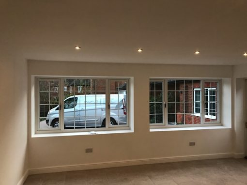 Garage conversion bromham